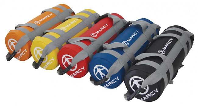 Marcy Powerbag Oranje,5 kg,Geel,10 kg,Rood,15kg, Blauw,20 kg,Zwart,25kg