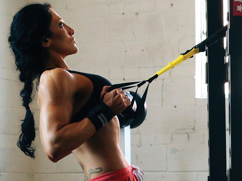 suspension trainer, trx, fitness