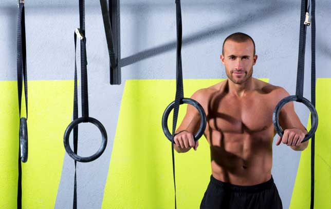gym ringen, gymnastic rings monkey xl, crossfit