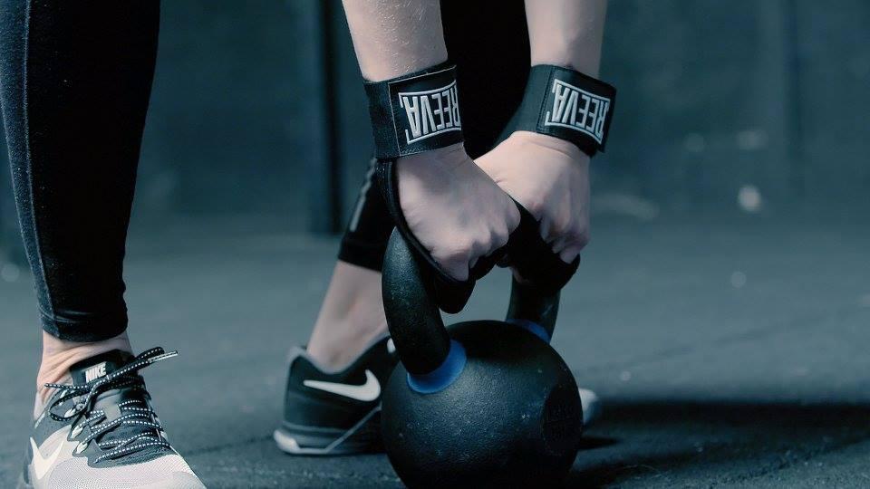 Fitness crossfit handschoenen