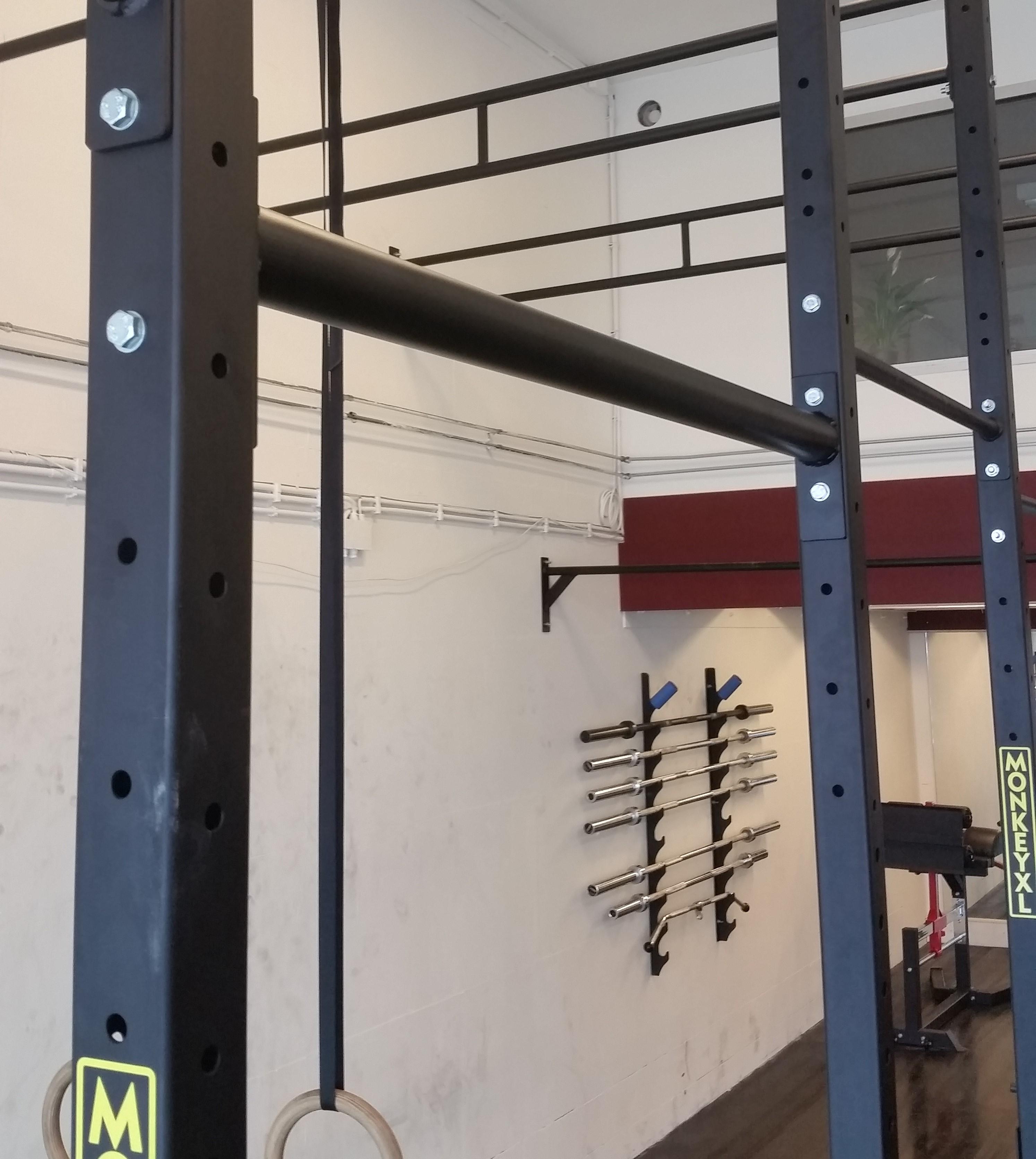 Fat bar training