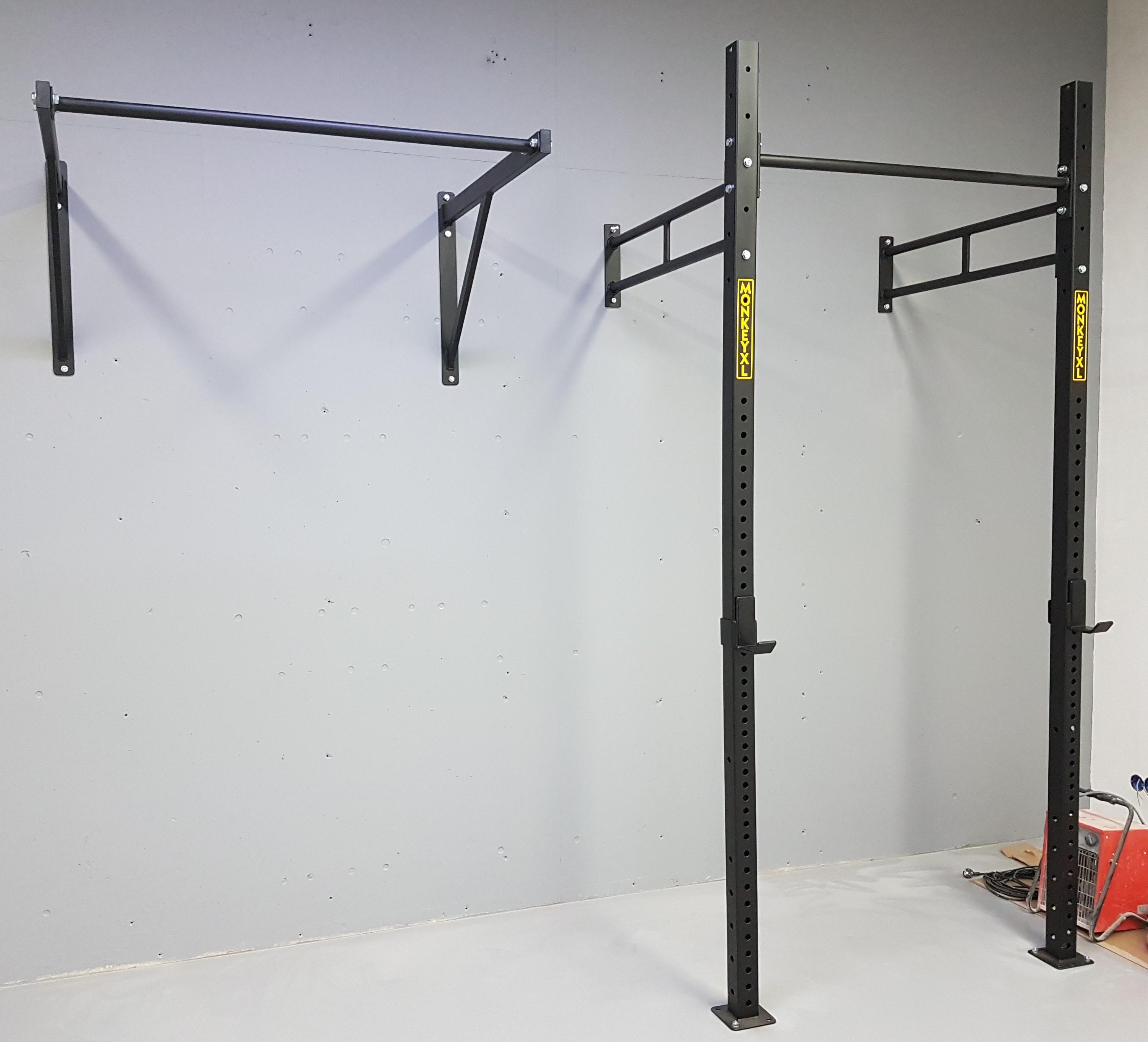 MXL-010 pull up squat rig