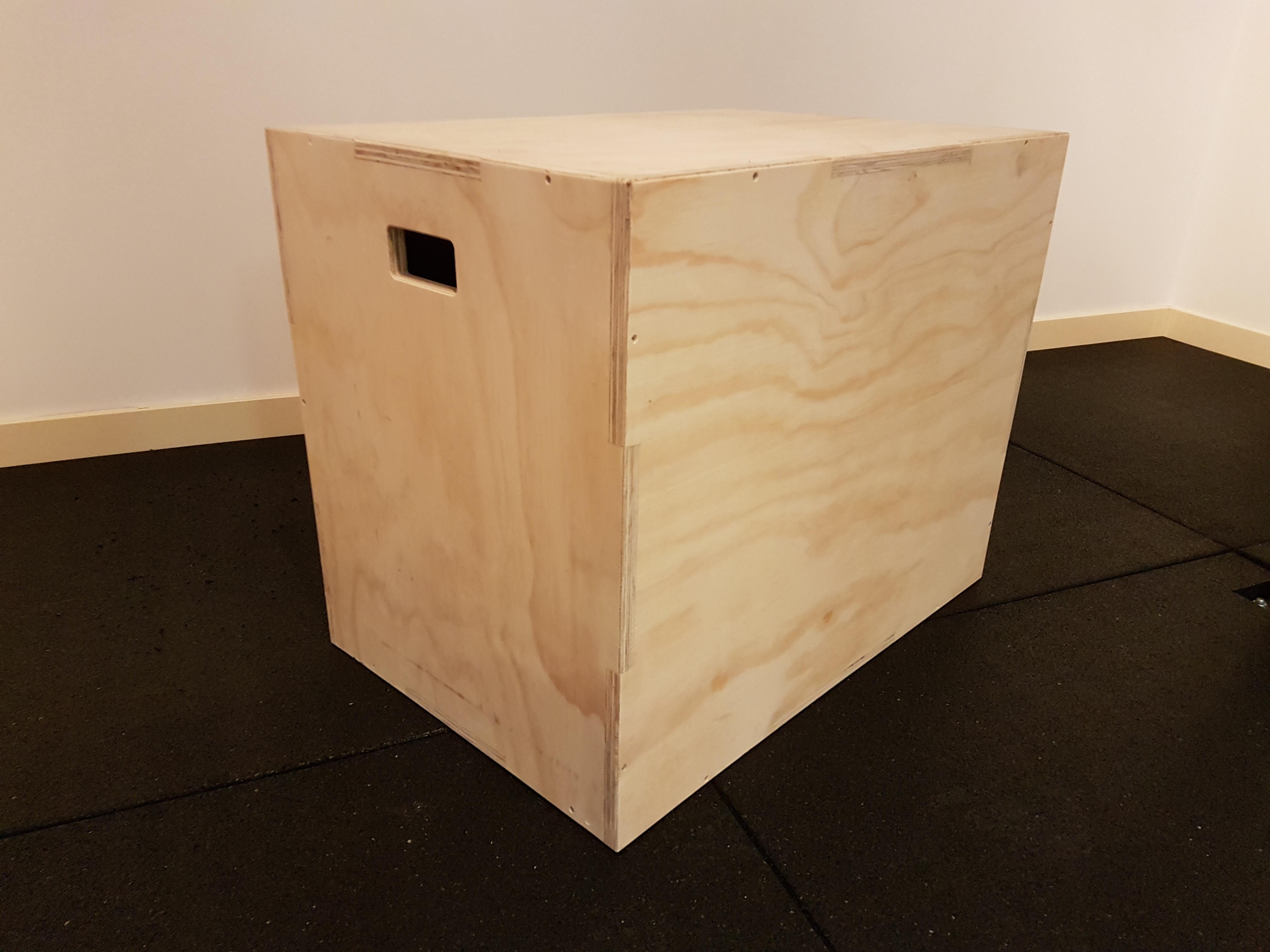 Plyo box origineel