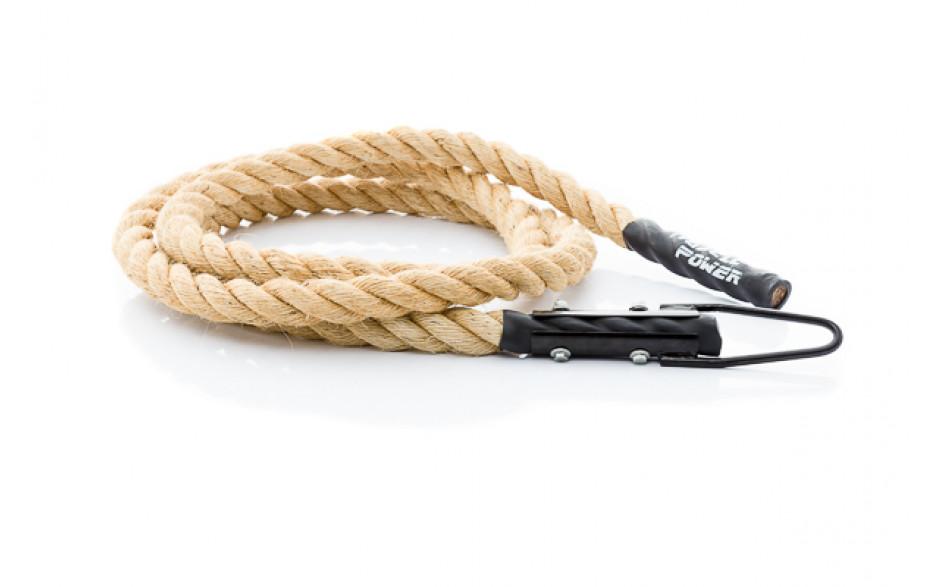 klimtouw, rope climb