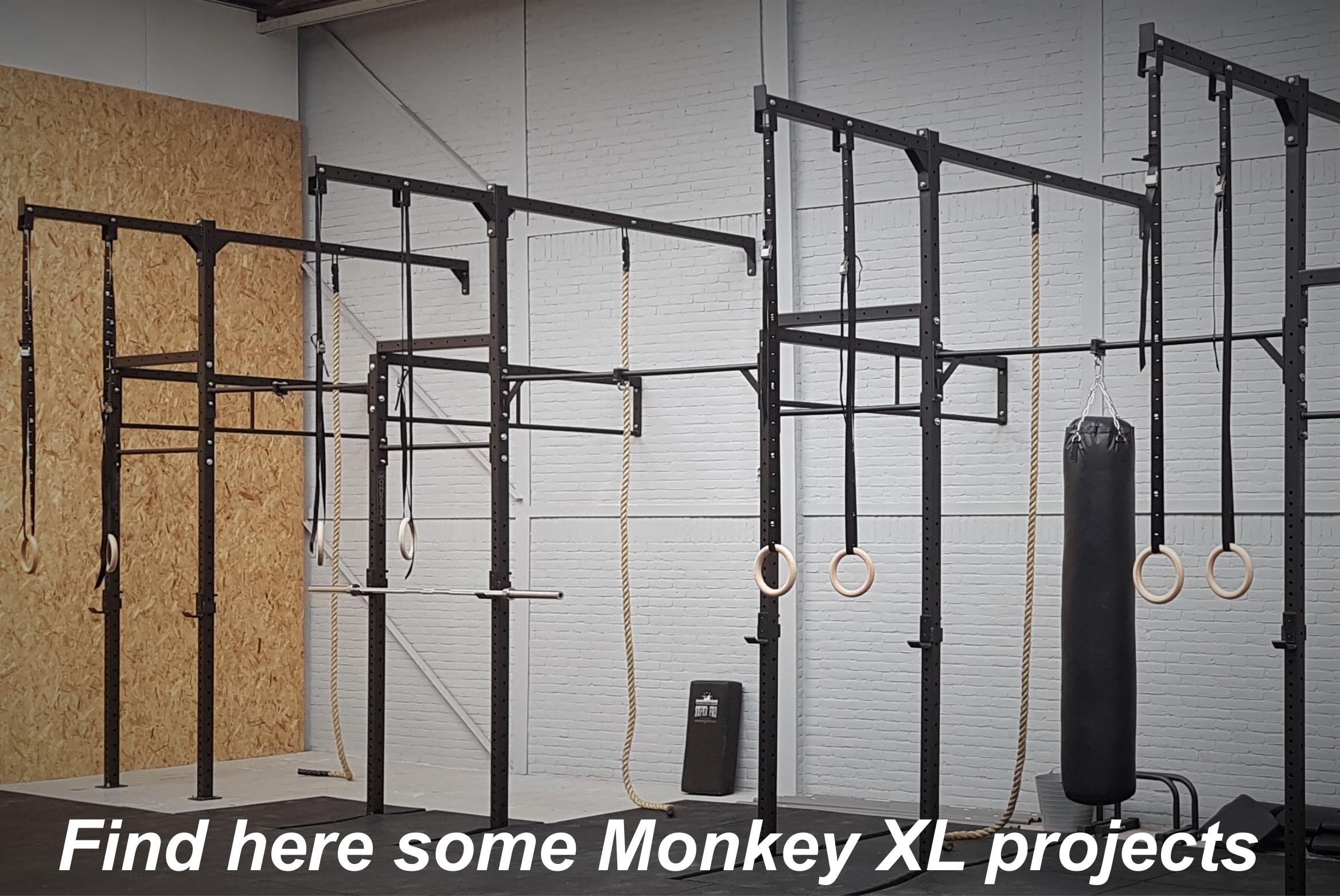 Op maat gemaakte projecten van Monkey XL